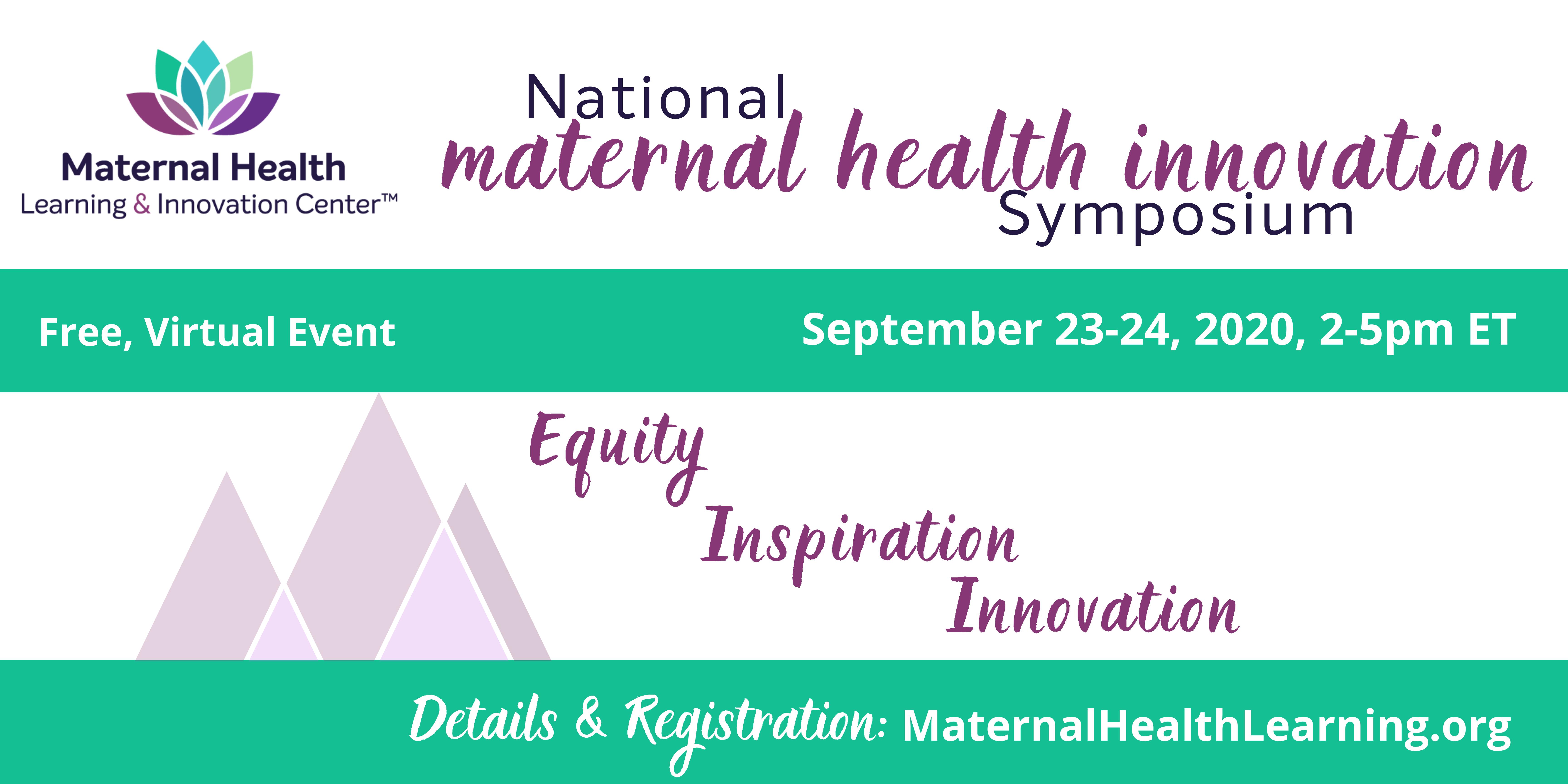 Maternal Health Symposium